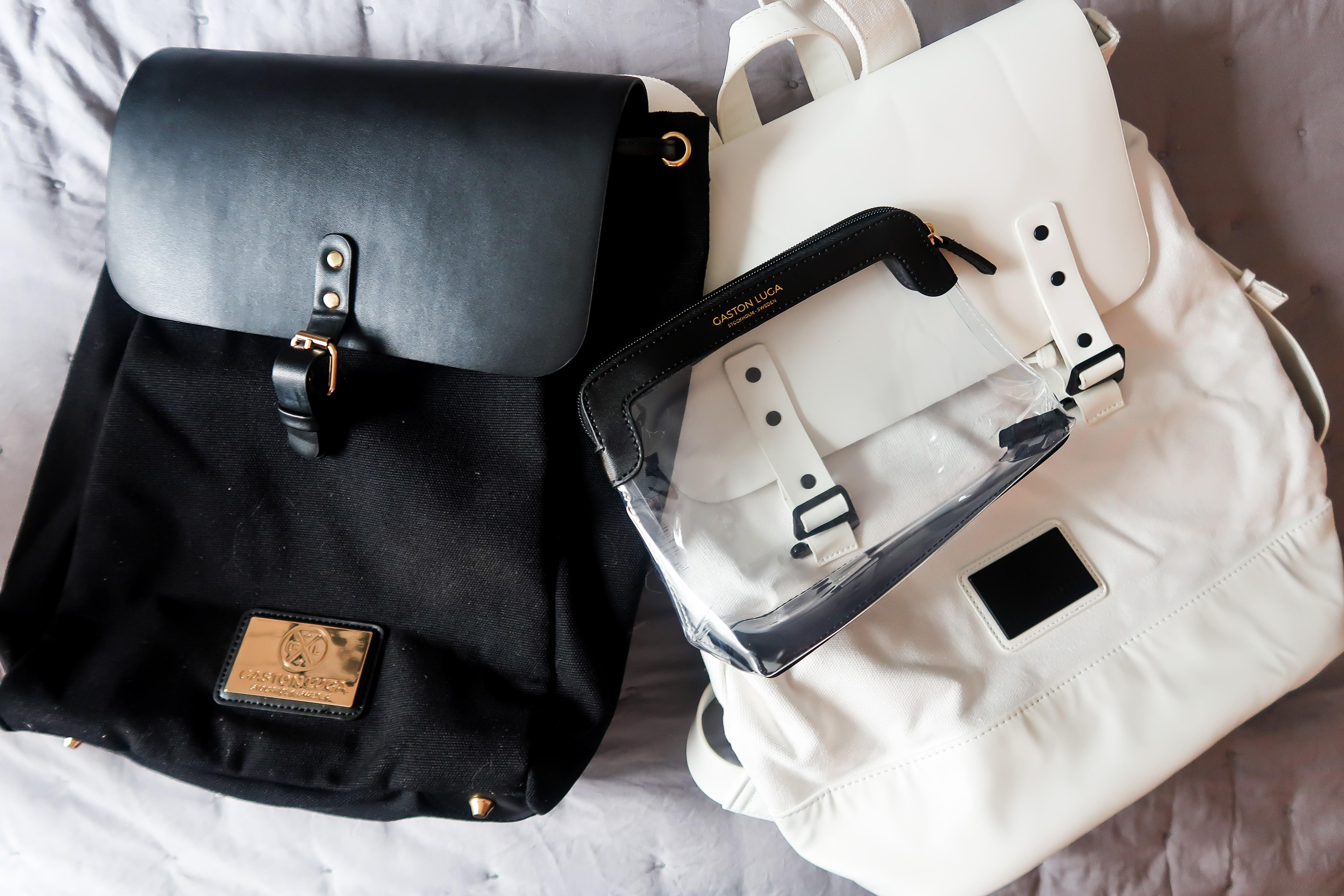 springa väska nyår resa